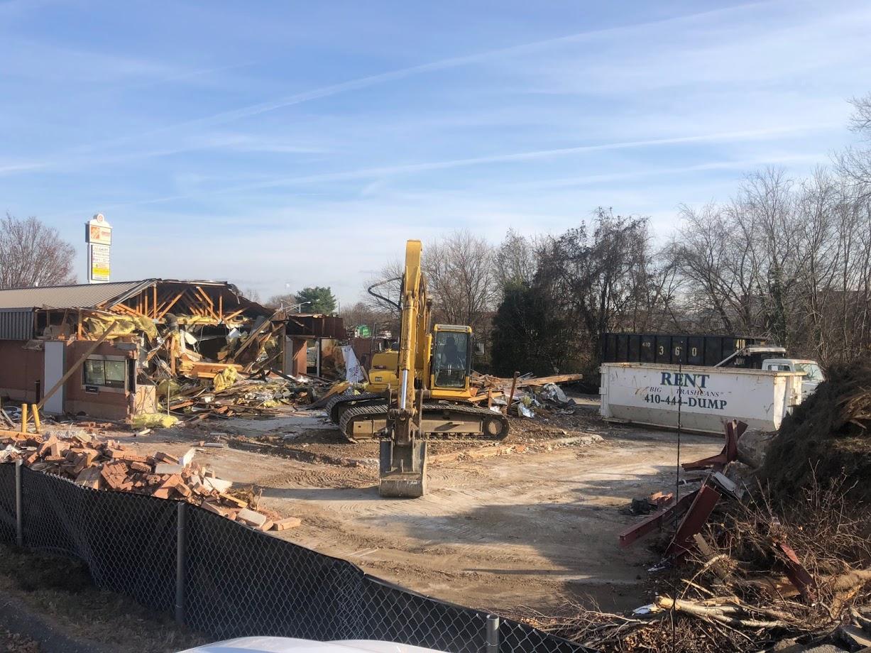 easton commercial demolition