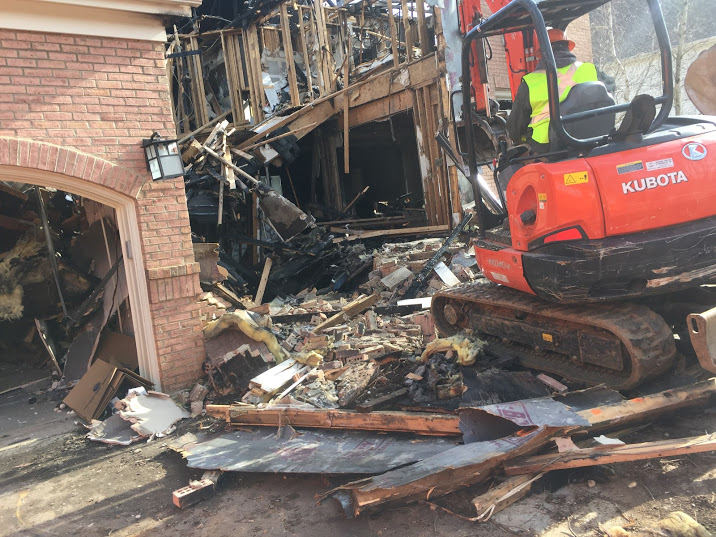 nice house demolition 2019 2