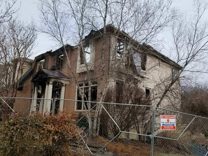 nice house demolition 2019