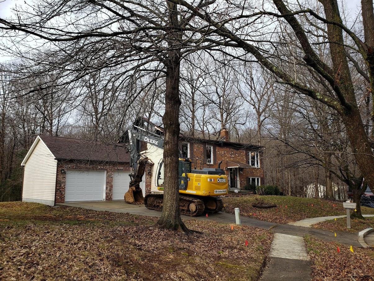 howard county demolition